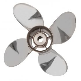 PowerTech! PRO4 Stainless Propeller Mercury