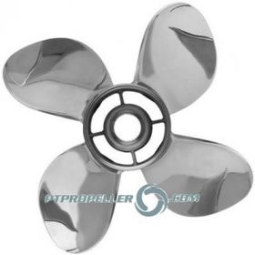 PowerTech RKR4 Stainless Propeller Mercury 350