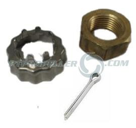 Volvo SX Propeller Nut Kit