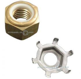 Alpha One Ni-Lock Nut Kit