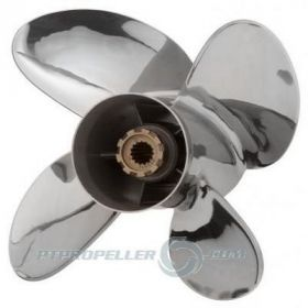 PowerTech! ELE4 Stainless Propeller Mercury