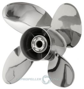 PowerTech! OFS4 Stainless Propeller Mercury 350