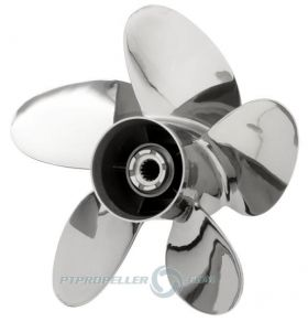 PowerTech! OFS5 Stainless Propeller Mercury 350