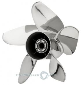 PowerTech! OFX5 Stainless Propeller Mercury 350