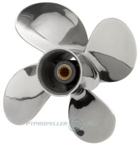 PowerTech! SRT4 Stainless Propeller Mercury