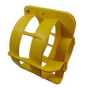"Propeller Guard 9"" Yellow 8-20hp."